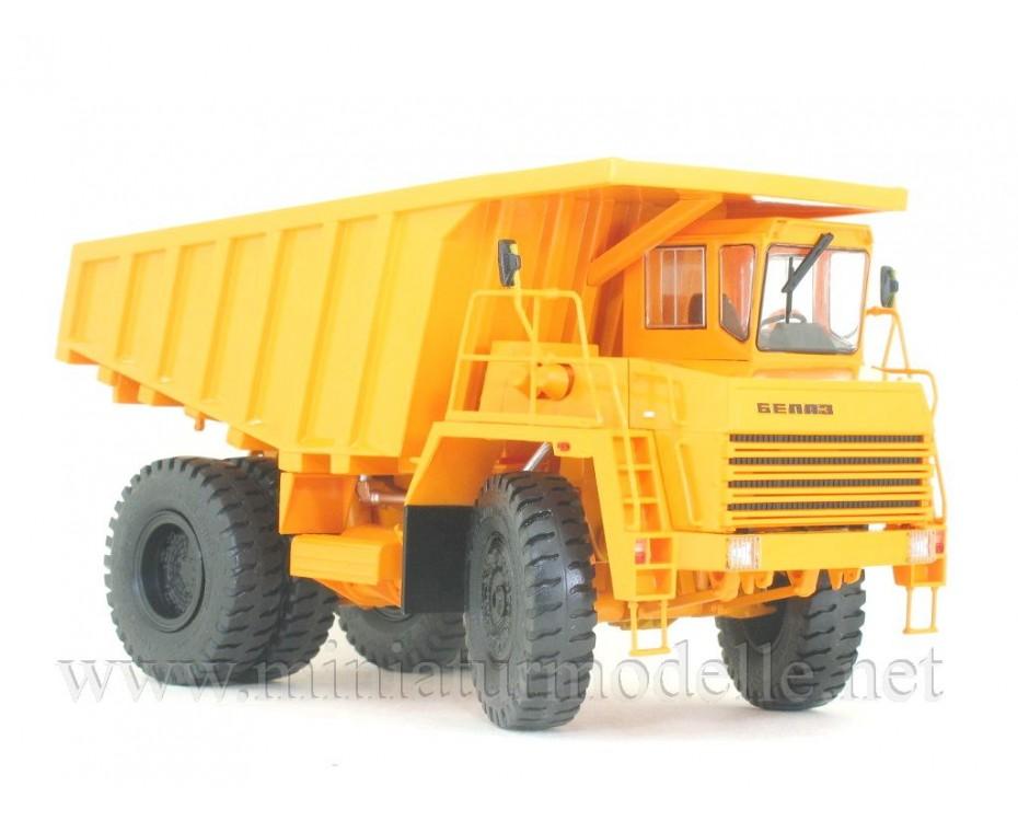 1:43 BELAZ 7547 Mining dump truck, 102774, Auto History - Aist by www.miniaturmodelle.net