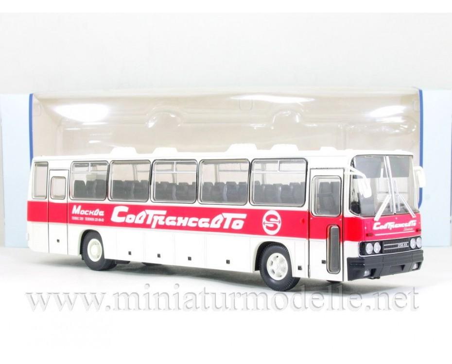 1:43 IKARUS 250.59 Совтрансавто bus, 900308, Soviet Bus - SOVA by www.miniaturmodelle.net