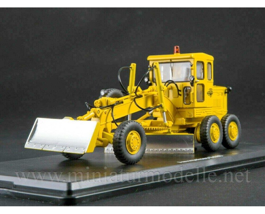 1:43 D 598 Grader, small batches model, 0119MP, ModelPro by www.miniaturmodelle.net