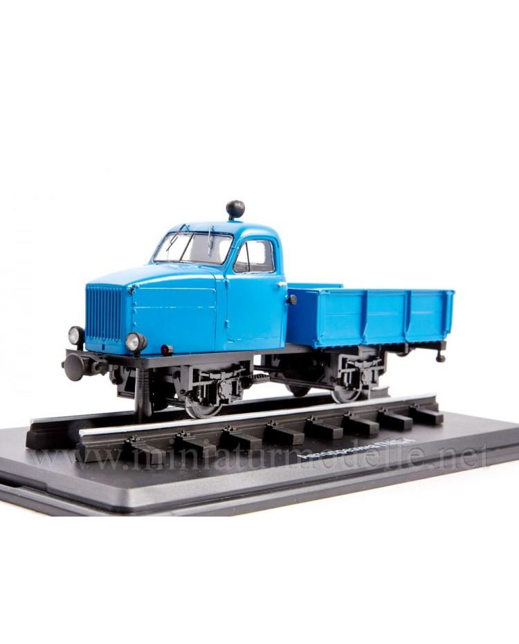 1:43 GMD 4 narrow gauge motorized draisine, small batches model