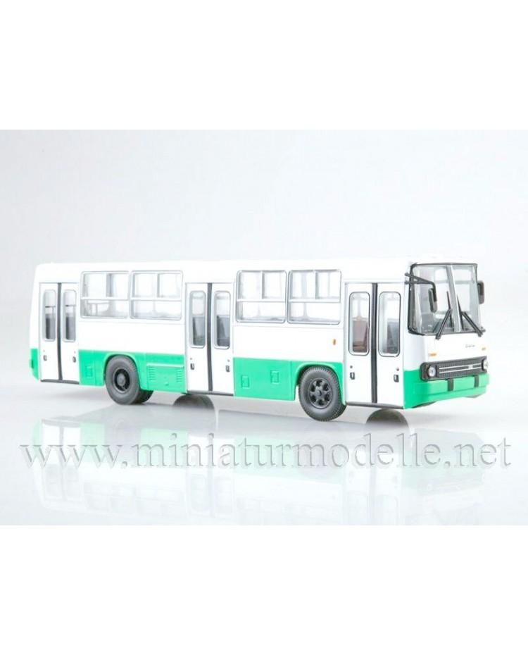 1:43 Ikarus 260.06 Bus with magazine #25