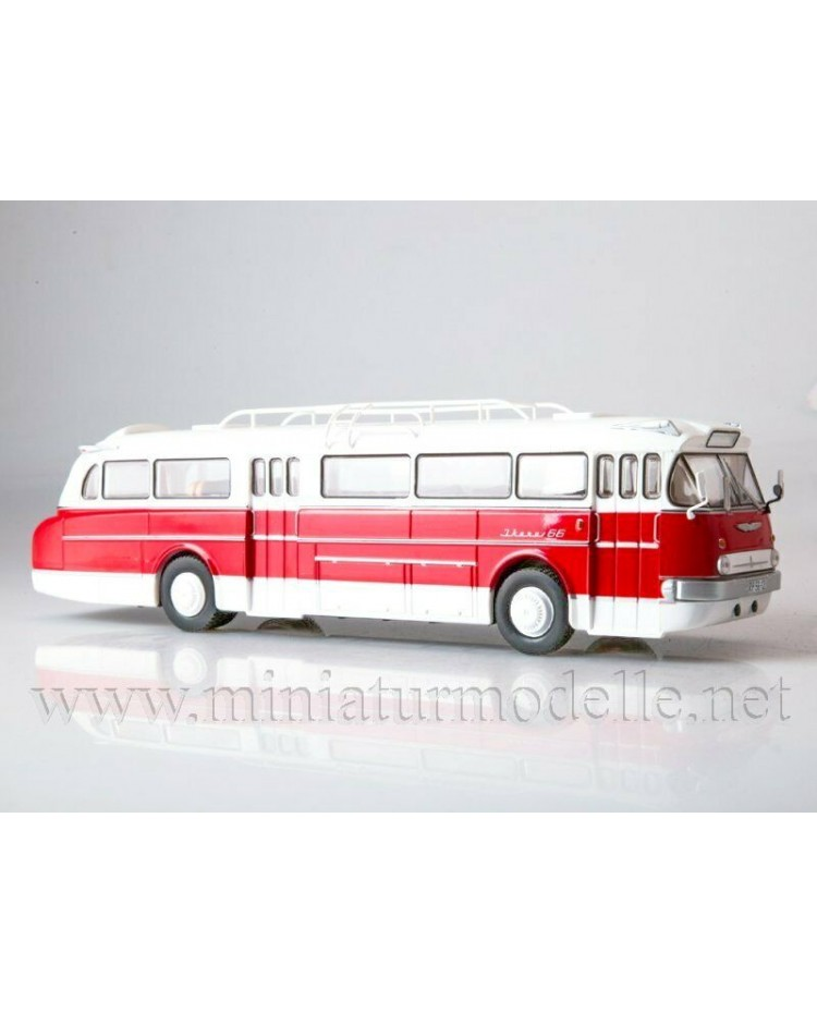1:43 Ikarus 66 bus with magazine #6