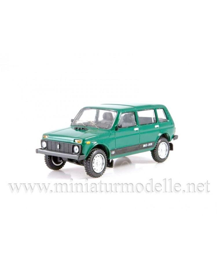 1:43 VAZ 2131, small batches model