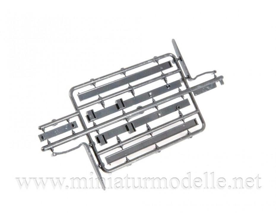 1:43 LZA 4045 Forklift, small batches model kit, 8010AVD, AVD Models by www.miniaturmodelle.net