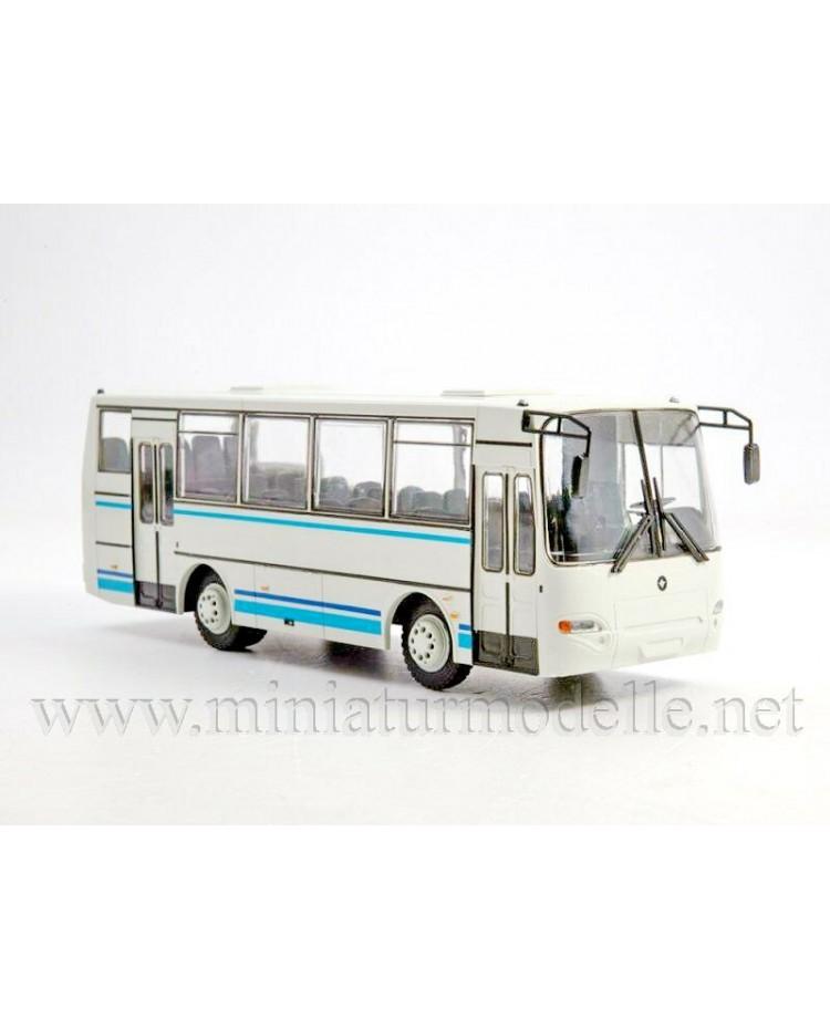 1:43 PAZ 4230 Avrora Bus with magazine #26