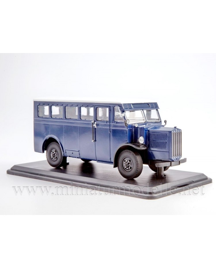 1:43 Tatra T27 Bus, small batches model
