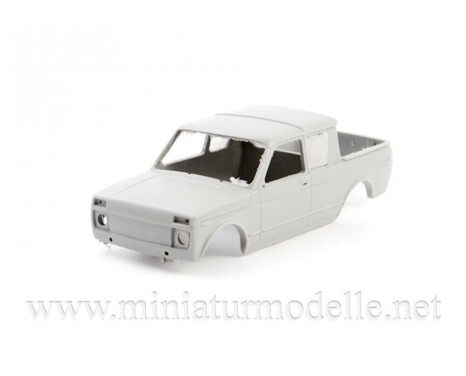 1:43 VAZ 2329 Pick-up, small batches kit, 1492AVD, AVD Models by www.miniaturmodelle.net