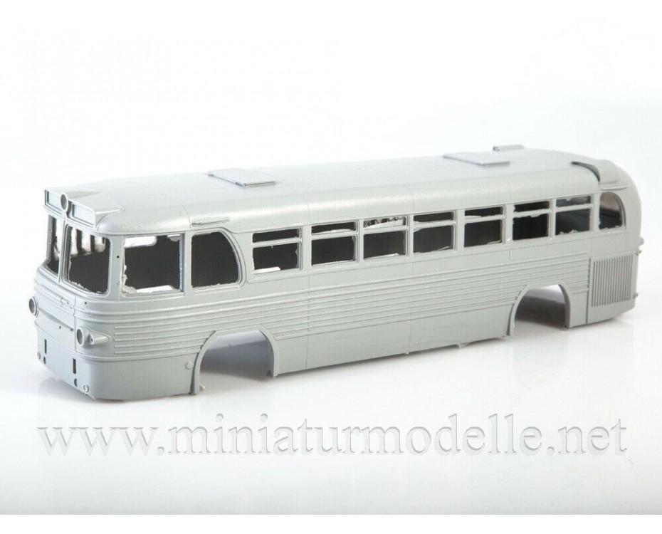 1:43 ZIS 129 Bus, kit, 4041AVD, AVD Models by www.miniaturmodelle.net