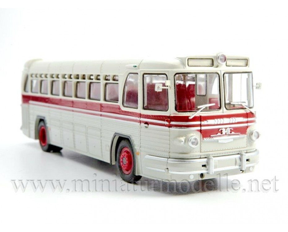 1:43 ZIS 127 coach with magazine #21,  Modimio Collections by www.miniaturmodelle.net