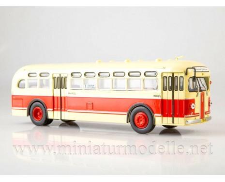1:43 ZIS 154 bus with magazine #5