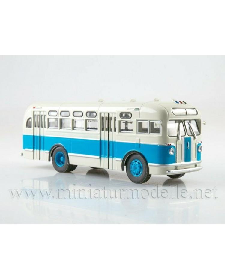 1:43 ZIS 155 bus with magazine #19