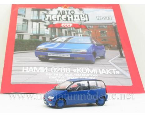 1:43 NAMI 0288 Kompakt mit Zeitschrift #142