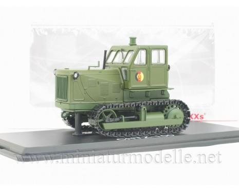 1:43 Kettentraktor TschTZ T 100, NVA Militär