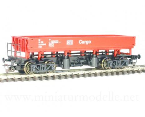 1:120 TT 3616 Zweiseiten-Kastenkippwagen der DB Cargo, rot, 5. Epoche