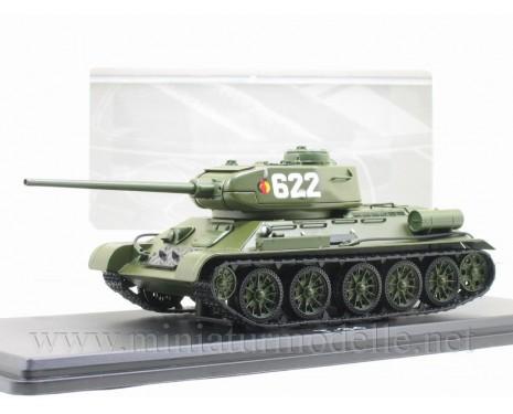 1:43 T 34 Panzer, NVA Militär