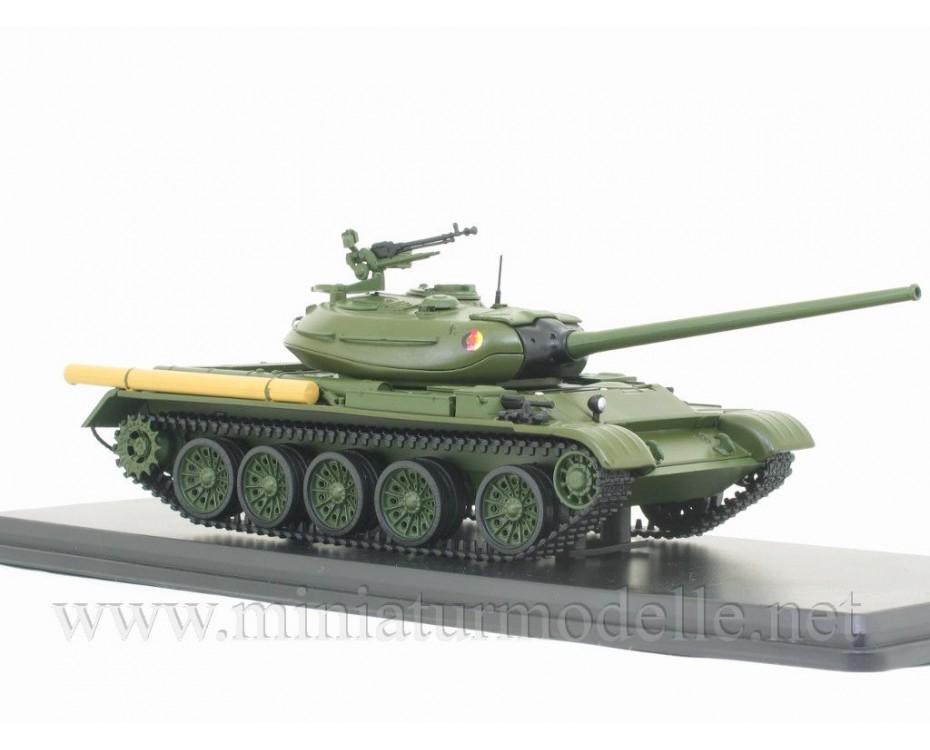 1:43 T 54 1 Panzer, NVA Militär