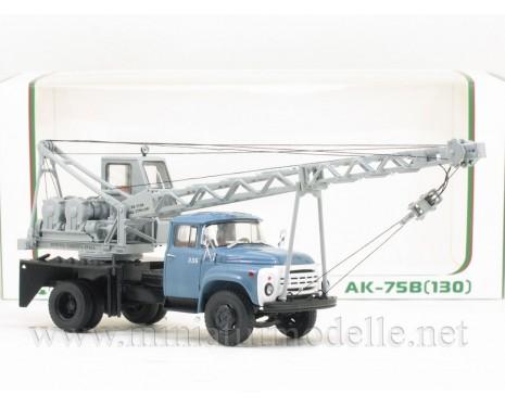 1:43 ZIL 130 Fahrzeugkran AK 75 V