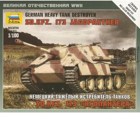 1:100 Sd.KFz. 173 Jagdpanther Wehmacht