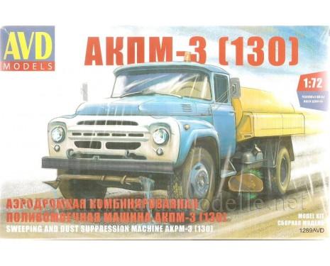 1:72 ZIL 130 Flughafen Kehrfahrzeuge AKPM 3 kit