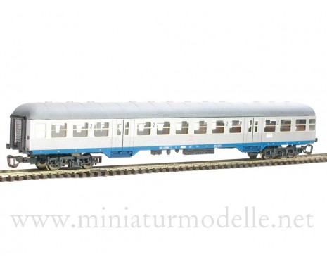 1:120 TT 7421 2. Kl. Nahverkehrswagen Silberling DB-AG, Ep. 4