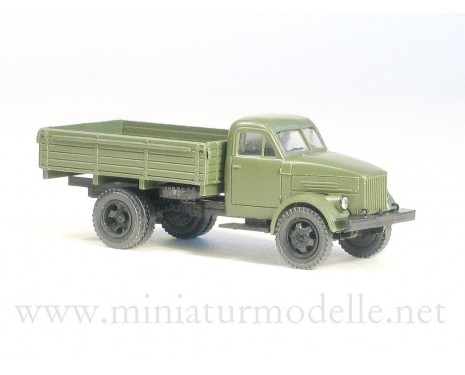 1:87 H0 GAZ 51 open side military