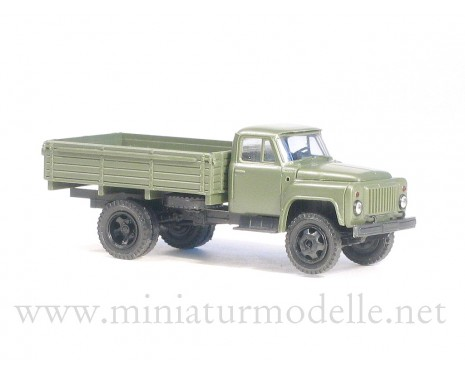 1:87 H0 GAZ 52 open side military