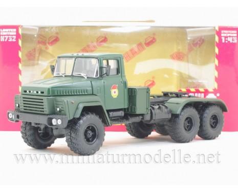 1:43 KRAZ 260 V Solozugmaschine, military