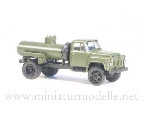 1:87 H0 GAZ 52-01 АТZ-2,4 Kesseltankwagen Militär