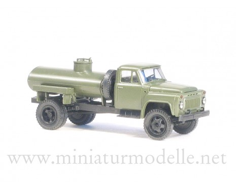1:87 H0 GAZ 52-01 АТZ-2,2 tank military