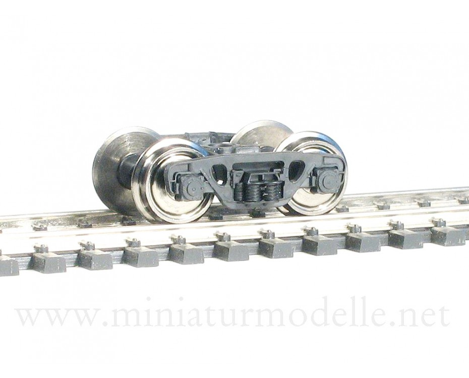 1:87 H0 Trucks CNII-H3 with wheels, pair