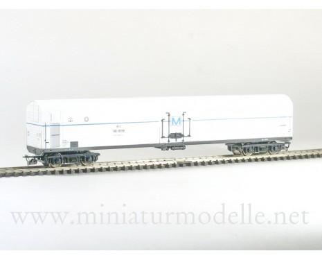 1:120 TT 3920 Refrigerator car ARW of the SZD livery, era 4