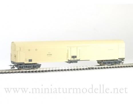 1:120 TT 3922 Maschinenkuhlwagen ZB-5 der SZD, beige, 4. Epoche