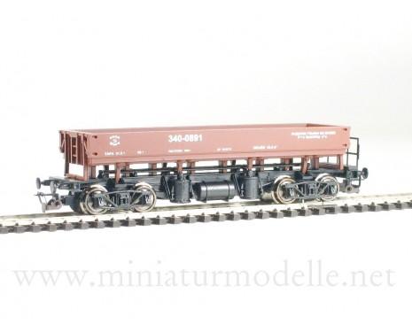 1:120 TT 3610 Dumpcar of the SZD livery, brown, era 3