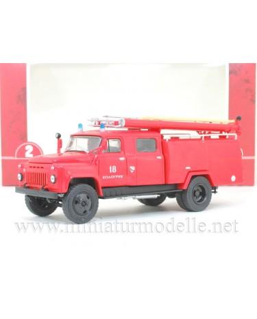1:43 GAZ 53 A Tankloeschfahrzeuge AC-30 (53)