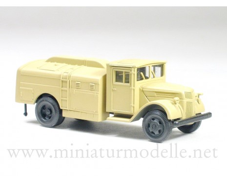 H0 1:87 Ford wood cab 3t fuel tank military beige