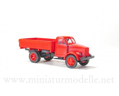 1:87 H0 GAZ 51 open side fire