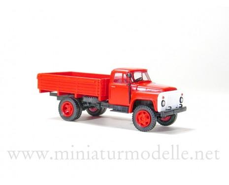 1:87 H0 GAZ 52 Pritsche FW Rot
