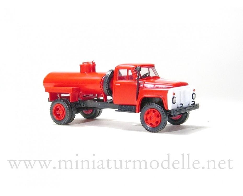 1:87 H0 GAZ 52-01 АТZ-2,4 Kesseltankwagen FW Rot