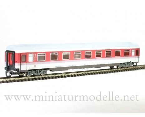 1:120 TT 7611 1. Kl. Schnellzugwagen mit 9 Abteilen Avmz 207, Typ Eurofima, DB AG, 4 Epoche