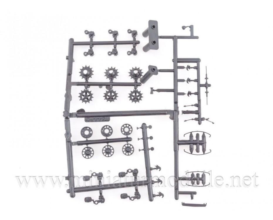 1:43 T 54 1 Tank, kit