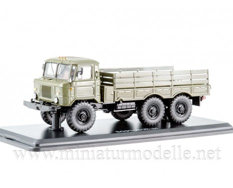 1:43 GAZ 34 Hoch Pritsche, militär