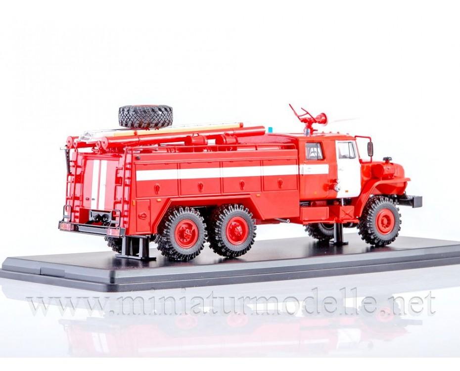1:43 URAL 4320 Tankloeschfahrzeuge AC-7,5-40 FW Feuerwehr