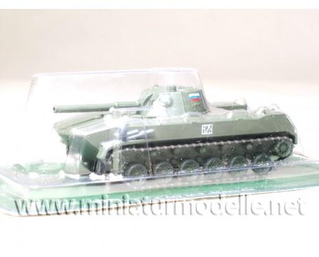1:72 Kwk Kampfwagenkanone 2S9 Nona-S, Militär mit Zeitschrift #59