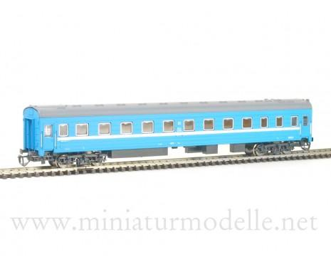 1:120 TT 2045 Weitstrecken- Schlafwagen Typ Ammendorf Wagen blau der weissrussischen Eisenbahn BC