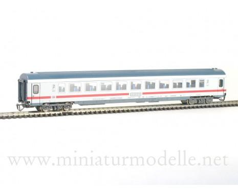 1:120 TT 7652 2. Kl. Grossraumwagen DB Typ Bpmz 291 in neuestem ICE-Anstrich