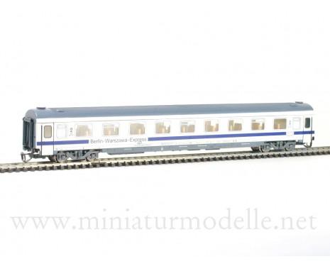 1:120 TT 7670 2. Kl. Grossraumwagen Berlin-Warszawa- Express PKP