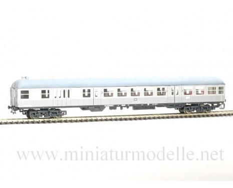 1:120 TT 7430 2. Kl. Nahverkehrswagen mit Gepäck- und Steuerabteil Silberling DB