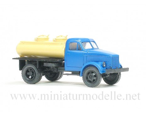 1:87 H0 GAZ 51 АCTP-1,8 Milchtankwagen