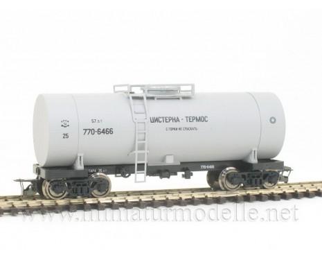 1:120 TT 3731 Tank - thermos wagon of the SZD grey livery, era 4
