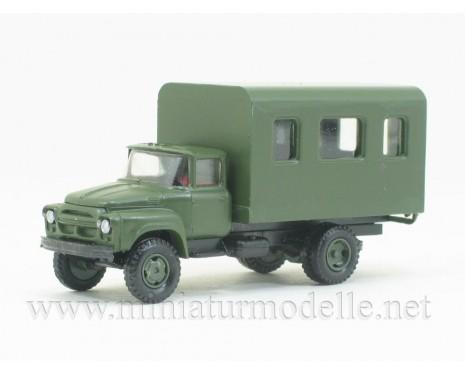 1:120 TT ZIL 130 Koffer typ 1, Militär